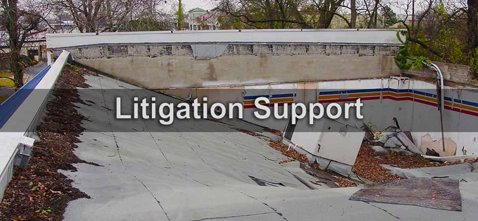 Forensic Engineering and Litigation Support